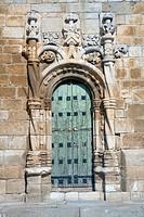 International Douro Natural Park  Matriz Church of Freixo de Espada ˆ Cinta, of Braganza District, Tras os Montes-Alto Douro province, Portugal