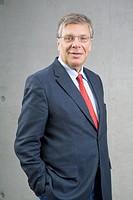 Dr. Peter Danckert, SPD, Social Democratic Party of Germany, member of the German Bundestag, Chairman of the Sports Committee, Berlin, Germany, Europe