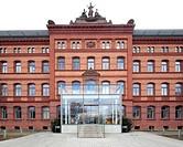 Thuringian Development Bank, Benary-Building, Erfurt, Thuringia, Germany, Europe, PublicGround