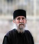 Portrait of a Greek Orthodox priest