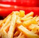 Potatoes and chili
