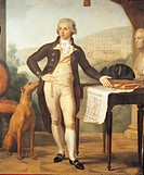 Antonio Cavallucci (1752-1795), The Prince of Belvedere.  Naples, Museo Nazionale Di Capodimonte (Art Gallery)