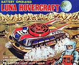 The 1950´s was a time of wonder and the universe was the focus of many young imaginations. Hollywood adopted science fiction and the toy industry foll...