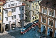 Czech Republic - Prague, Historic Centre (UNESCO World Heritage List, 1992). Lesser Town (Malá Strana)
