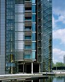 WATERSIDE, LONDON, UNITED KINGDOM, Architect RICHARD ROGERS PARTNERSHIP