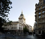 CITY OF LONDON Central Criminal Court, The Old Bailey,HISTORIC BUILDING, Architect
