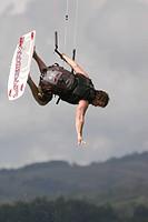 kite boarding in costa rica lake arenal