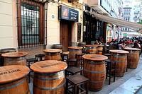 Victoria Restaurant Bar Malaga, Spain