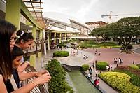 The Terraces at Ayala Center Cebu shopping mall, part of Cebu Business Park  Cebu City, Cebu, Visayas, Philippines