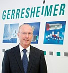 Hans-Juergen Wiecha, Chief Financial Officer, CFO of Gerresheimer AG, supplier of packaging and systems solutions made from glass and plastics for the...