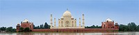 Taj Mahal, Agra, UNESCO World Heritage Site, Uttar Pradesh, India
