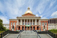 Massachusetts State house Capitol, Boston
