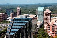 Buckhead area of Atlanta