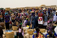 Mali, Dogon Country, Sanga Weekly Market