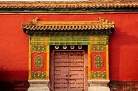 Forbidden City, Beijing, China, Asia.