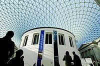 British Museum, London, England, UK, Europe