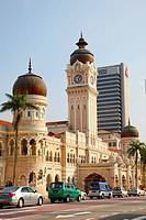 Sultan Abdul Samad building, Kuala Lumpur, Malaysia, Southeast Asia, Asia