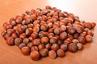 Hazelnut food