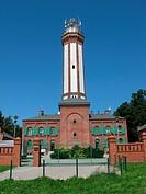 Lighthouse of Niechorze
