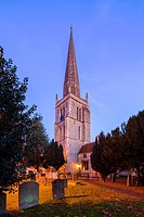 St Helen´s Church, Abingdon on Thames
