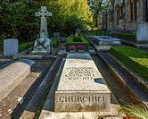 Churchill´s Grave, Bladon