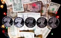 Walking Silver Dollars