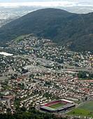 The city is Bergen, the team is Brann