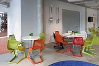 Modern Cafe Dining Room