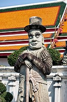 Wat Pho Statue