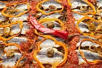 Moroccan sardine dish recipe