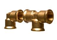 Heating and sanitation screws