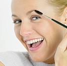 woman&039,s make up