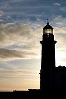 Lighthouse, Faro de Fuencaliente, La Palma, Canary Island, Spain.