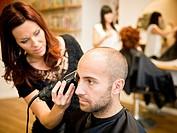 Shaving situation
