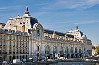 France, Ile de France, Paris, Orsay museum