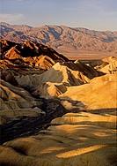 ZABRISKIE POINT _ DEATH VALLEY NATIONAL PARK, CALIFORNIA