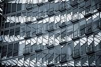 Corporate facade