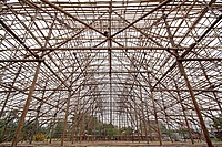 Scaffolding Stage