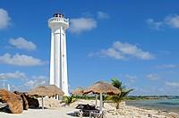 Costa Maya Mexico Lighthouse Beach Caribbean