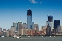 Battery Park, Financial District, New York City, New York, USA