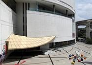 Bangkok Art and Culture Centre is a contemporary arts museum Bangkok Thailand.