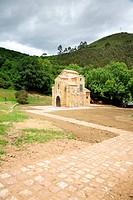 San Miguel de Lillo ancient church