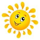 Sun theme image 3 _ picture illustration.