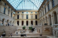 Musee Du Louvre, Louvre Museum, Paris, France