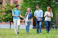 Campus, Students, School of Business, UPV, EHU, University of Basque Country, San Sebastian, Donostia, Gipuzkoa, Basque Country, Spain
