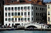 Metropole Hotel in Venice,Italy,Europe