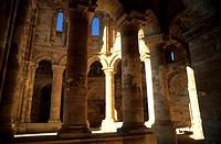 Santa Maria de Moreruela Cistercian monastery  Zamora province, Castilla-León, Spain