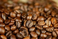 Germany, Roasted coffee beans
