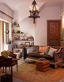 Beautiful residential living room