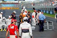 Drivers Photograph, F1, Australian Grand Prix, Melbourne, Australia